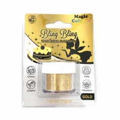 Σούπερ Χρυσό Γκλίτερ της Magic Colours - 14gr