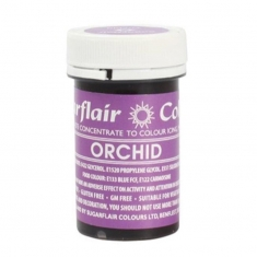 Orchid Lilac Sugarflair Spectral Concentrated Paste Colour 25g