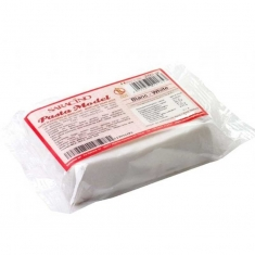 White Modeling Paste By Saracino 250g.