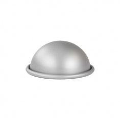 Small Antistick steel Ball Pan by PME (102 X 50mm / 4 X 2in)