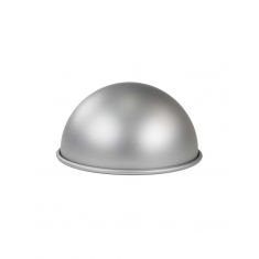 Large Antistick steel Ball Pan by PME (203 X 102mm / 8 X 4in)