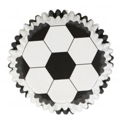 Μπάλες ποδοσφαίρου -Αντικολλητικά καραμελόχαρτα αλουμινίου της PME 30τεμ.