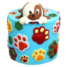 Πατουσάκια Σκύλου σετ 3 κουπάτ με έμβολο της PME