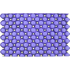 Φουντωτό Ελβετικό Πουά - Καλούπι της Marvelous Molds - Tufted Swiss Dot Simpress Mould