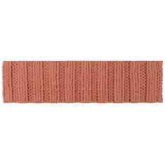 Ραβδωτή Πλέξη - Καλούπι μπορντούρας της Marvelous Molds - Ribbed Knit Border Mold