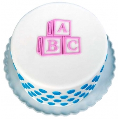 ABC Blocks Silicone Onlay®