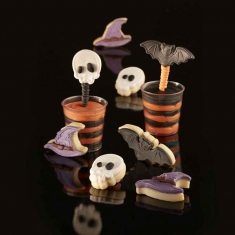 Small halloween cutters set 3pcs