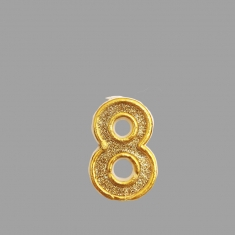 No.8 Fancy Birthday Candlε