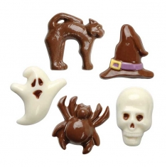 Halloween Candy Mould by PME 215 x 240mm / 8.5 x 9.4""