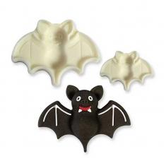 Σετ καλούπι 2 Νυχτερίδες για Halloween της JEM Pop It