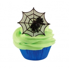 Σετ καλούπι 2 Αράχνες και Ιστοί  για Halloween της JEM Pop It