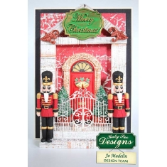 The Nutcracker  Silicone Mould by Katy Sue