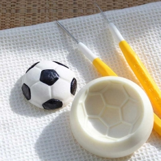 Pop It Football Set Of 2 by PME