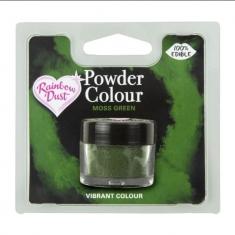 Χρώμα σε Σκόνη - Πράσινο του Βάλτου (Moss Green)