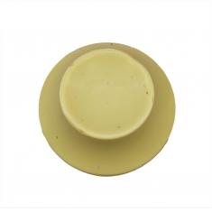 Κίτρινη Βάση 50γρ για Πασχ. Αυγό 300γρ.από Λευκή σοκολ. Belcolade-Γεύση Λεμόνι