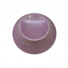 Lila-Purple 300g Easter Egg Base - White Belcolade Chocolate - Raspberry  flavor 50g