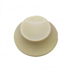 Βάση 50γρ για Πασχ. Αυγό 250-300γρ.από Λευκή σοκολ.Belcolade Βανίλια