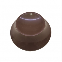 250-300g Easter Egg Base - Belcolade Milk Chocolate 50g