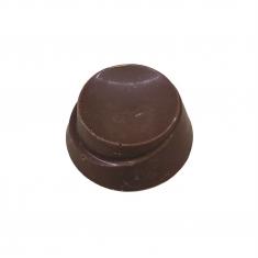 100g Easter Egg Base - Belcolade Milk Chocolate 50g