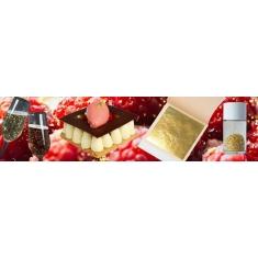 Προϊόντα Βρώσιμου Χρυσού και Άργυρου