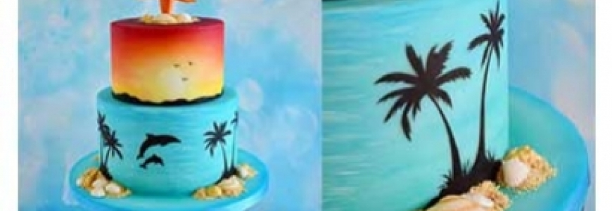 Use of Airbrush in Cake Design Entry Level Seminar